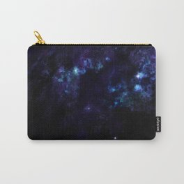 hushed century - planet and starfield Carry-All Pouch