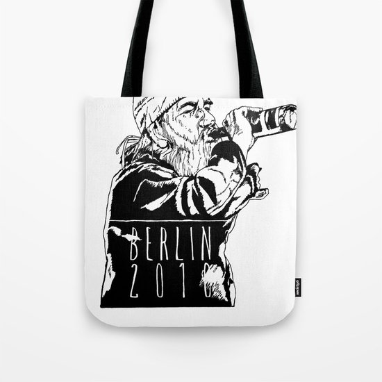 BERLIN 2010 Tote Bag
