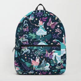 Butterfly princess Backpack