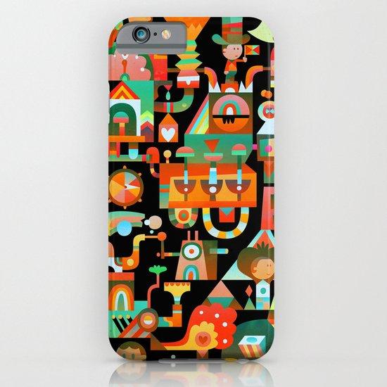 The Chipper Widget (Remix) iPhone & iPod Case