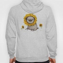 Pugflower Hoody