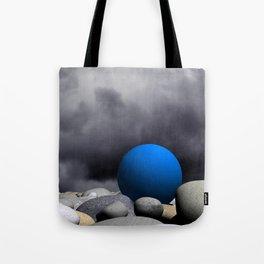 forgotten - blue Tote Bag