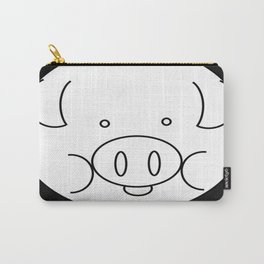 Face pig Carry-All Pouch