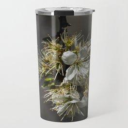 Sloe flowers #2 Travel Mug