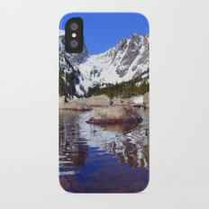 Rippled Reflection Slim Case iPhone X