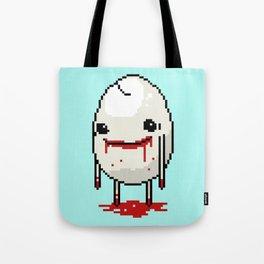 Bloody Egg Tote Bag
