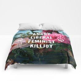 Angry Liberal Feminist Killjoy Comforters