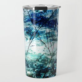Artic Sea Travel Mug