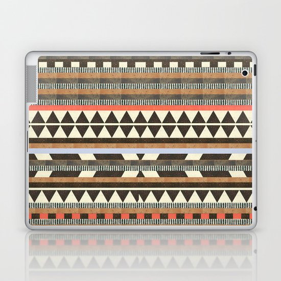 DG Aztec No.1 Laptop & iPad Skin