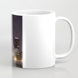 Nighttime Austin Coffee Mug