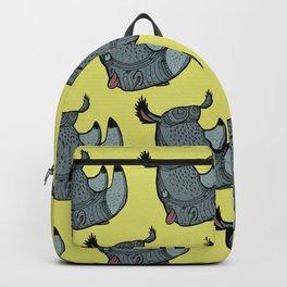 Trophy rhino Backpack