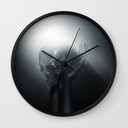 CREATOR & DESTROYER Wall Clock