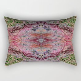 Circulate Rectangular Pillow
