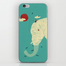 Fishin' Buddy iPhone Skin