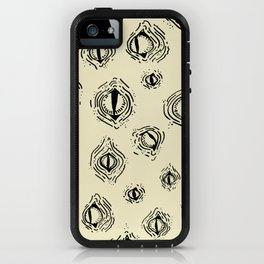 eyes iPhone Case
