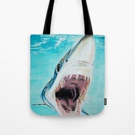 Rawr (Mako Shark) Tote Bag