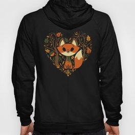Foxy Heart Hoody
