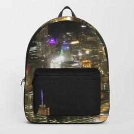 chicago  skyline 1 Backpack