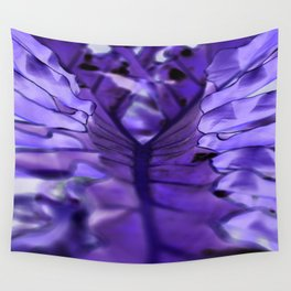 Leafy Transparency Wall Tapestry