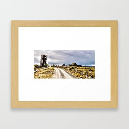 The Wild WILD West Framed Art Print