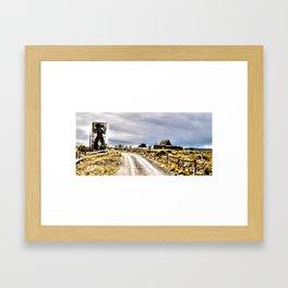 The Wild WILD West Framed Art Print