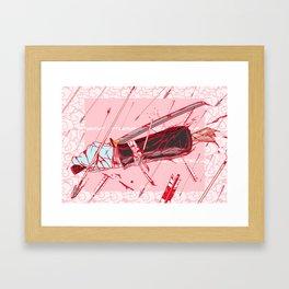 Wakizashi Framed Art Print