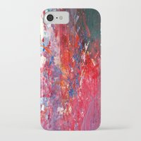 kids iPhone & iPod Cases featuring Kids by Megan Spencer