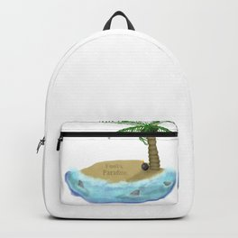 Fool's Paradise Backpack