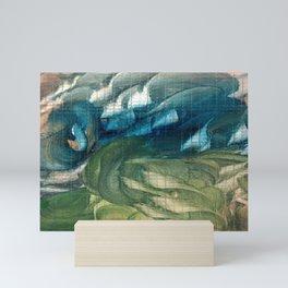 Forest Nia Mini Art Print
