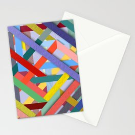 Abstract #288 Stationery Cards