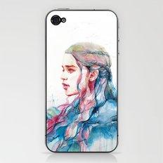 Dragonqueen iPhone & iPod Skin