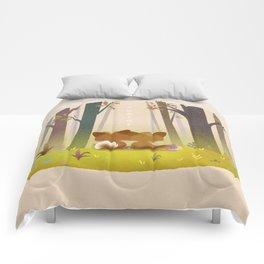 Autumn Fox Comforters