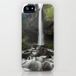 Latourell Falls iPhone Case