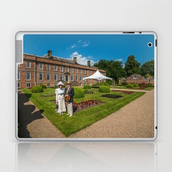 Erddig Stately Home Laptop & iPad Skin