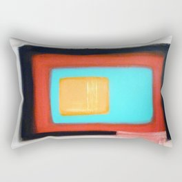 Living Rothko Rectangular Pillow