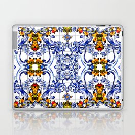 Italian tile Laptop & iPad Skin