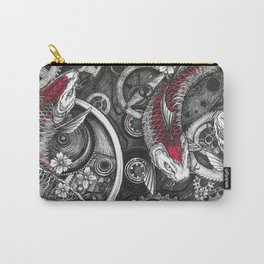 Time is an illusion Carry-All Pouch