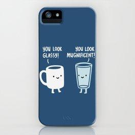 Mug and Glass iPhone Case