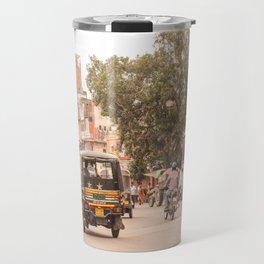 Jaipur traffic Travel Mug