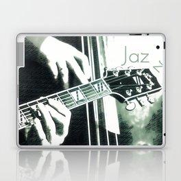 Double bass and Guitar Laptop & iPad Skin