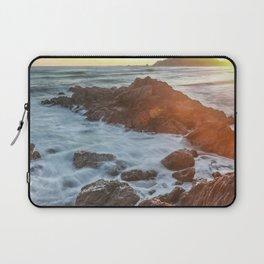 NEW ZEALAND BEACH SUNRISE  Laptop Sleeve