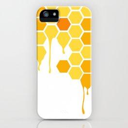 Honey Comb iPhone Case
