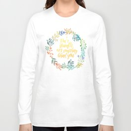 Stumble Long Sleeve T-shirt