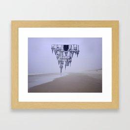 Realities Framed Art Print