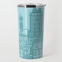 Stockholm (Cities series) Travel Mug