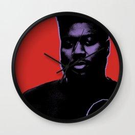 Khalid. #2 Wall Clock