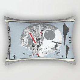 The Chariot - Tarot Card Rectangular Pillow