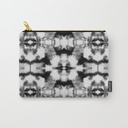 Tie Dye Blacks Carry-All Pouch