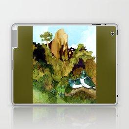 Love Under The Mountain Laptop & iPad Skin
