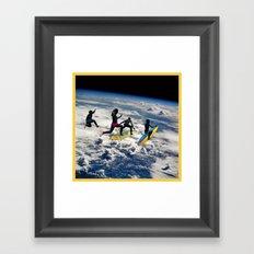 Plungers Framed Art Print